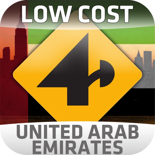 Nav4D United Arab Emirates @ LOW COST icon