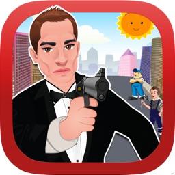 Secret Agent Chase Revenge Dash