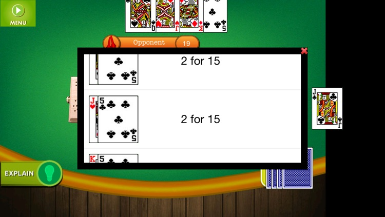 Royal Cribbage screenshot-3