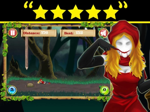 Screenshots of Slender Girl for iPad