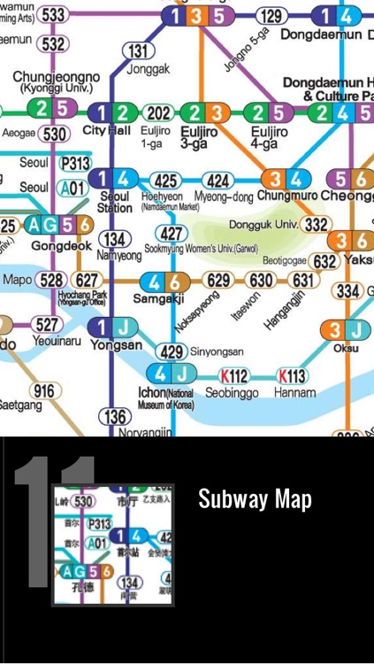 Seoul Map offline - Korea Seoul Travel Guide with offline Seoul Subway Map, Seoul Bus Map, Seoul KTX Trains T-Money, Seoul Maps lonely planet, Seoul trip advisor city metro maps screenshot-4