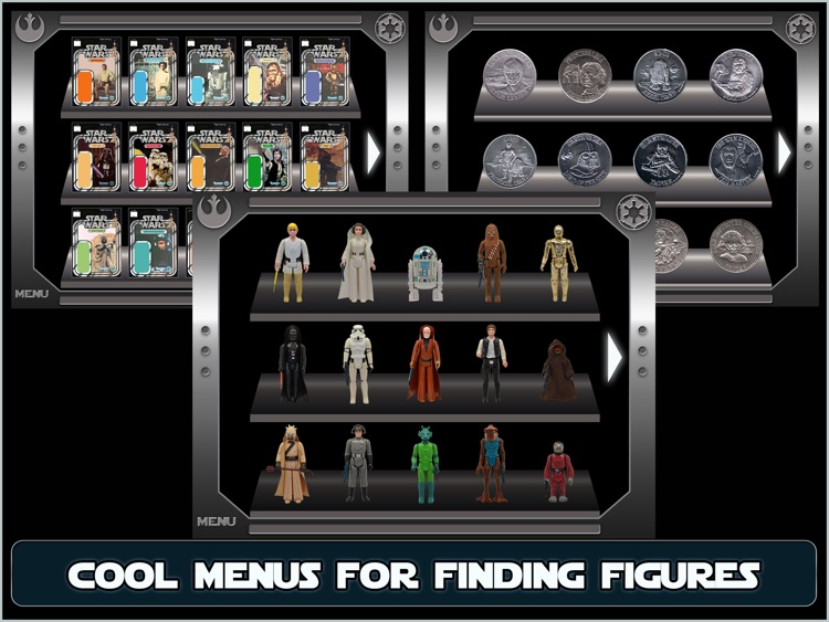 Star Wars Vintage Figure Collector's Guide screenshot-0