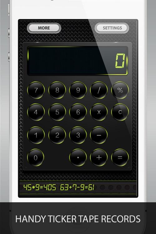 Cool Pocket Calculator PRO
