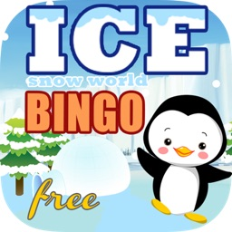 Ice Snow World Bingo Free