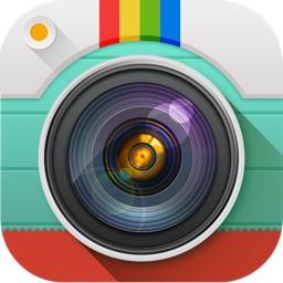 An Insta-Slo Shutter Photo Editor Pro Snap Lab