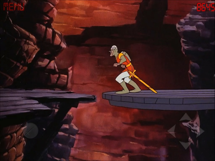 Dragon's Lair HD screenshot-4