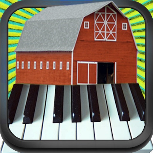 Farm Keys Keyboard