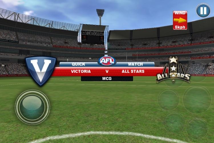 AFL: Quick Match screenshot-4
