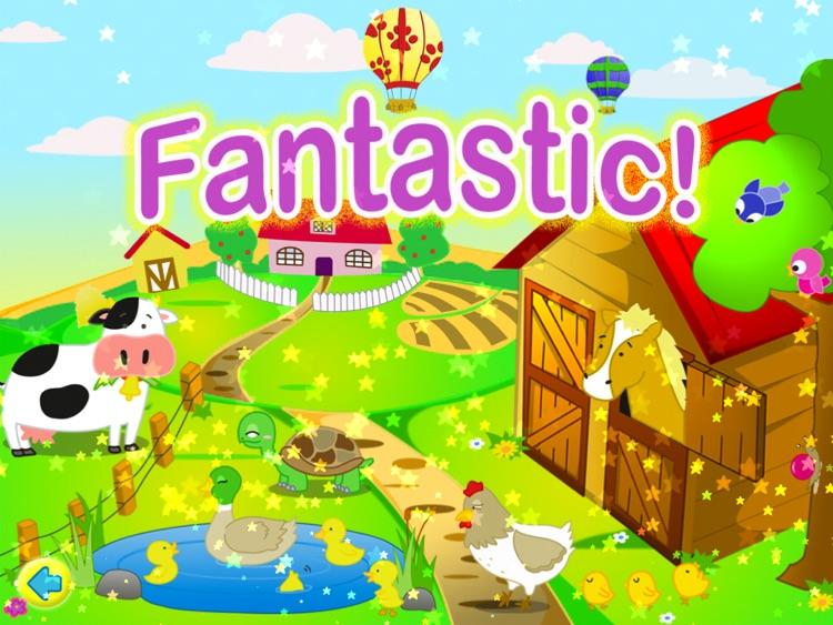Farm Jigsaw Puzzles 123 iPad