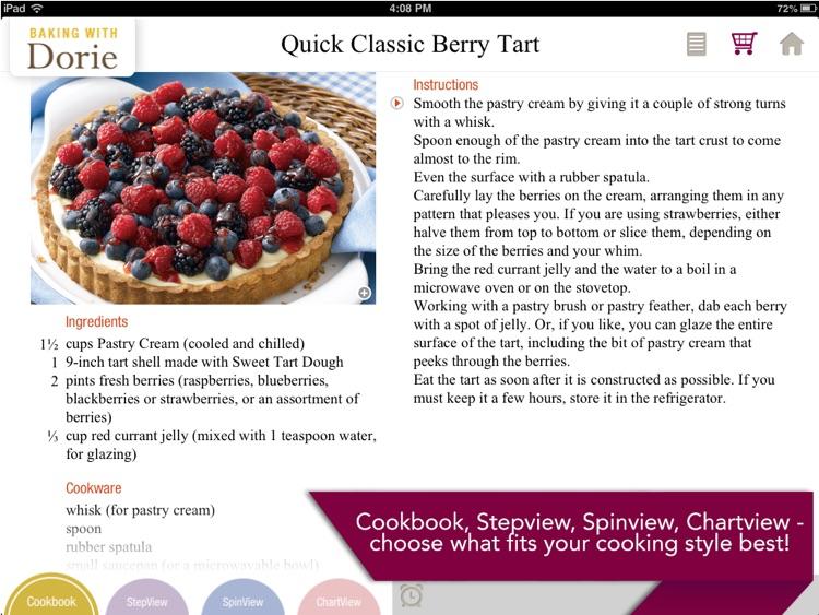Baking with Dorie! screenshot-3