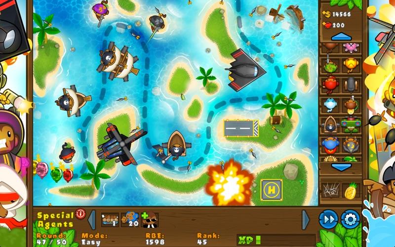 Bloons TD 5 Screenshot