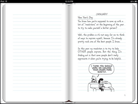 The last straw diary of a wimpy kid book 3 by jeff kinney on ibooks screenshot 1 solutioingenieria Gallery