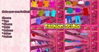 Fashion Studio - Designing