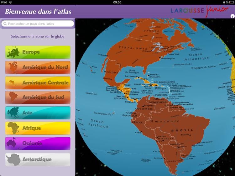 Atlas Junior Larousse
