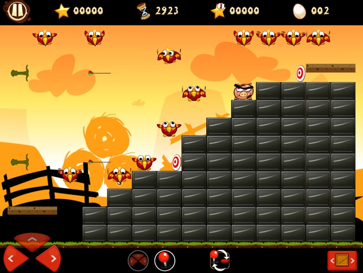 Raging Pigs HD screenshot-3