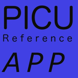 PICU Quick Reference App
