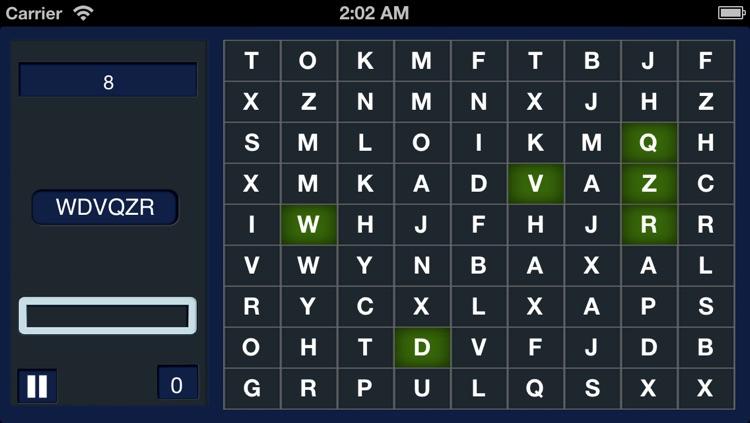 Word Search + Razum Free Wordfind Puzzle screenshot-3