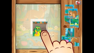 Amusing Kids Puzzles - cute scenes for kids, toddlers and families-2