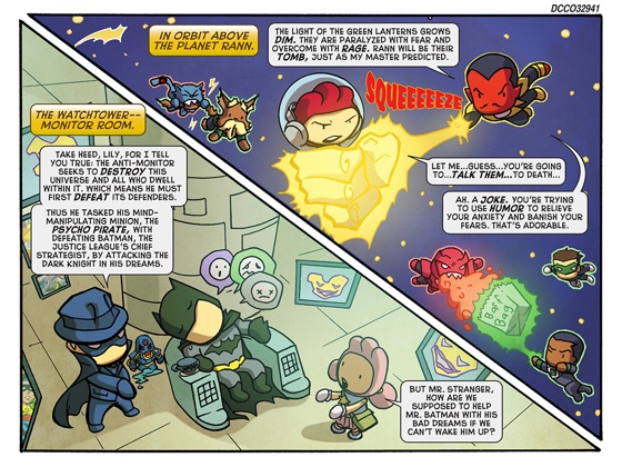 Scribblenauts Unmasked: A Crisis of Imagination #7