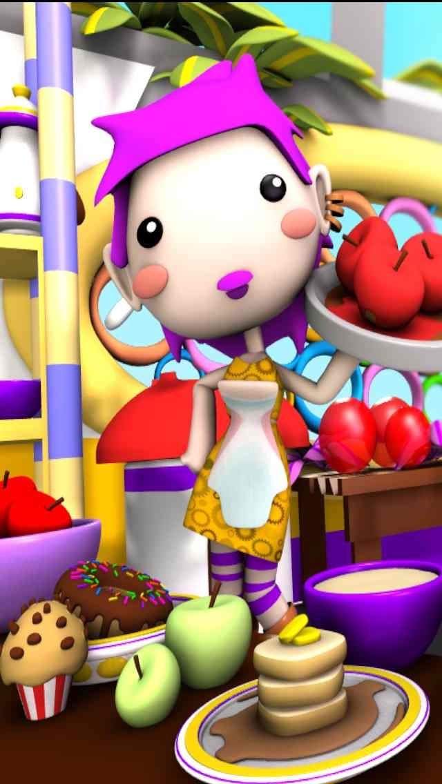 Awesome Candy Kitchen Dash - Top Best Cafe Shop Game for