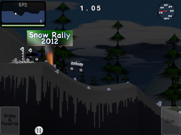 Snow Rally 2012 HD screenshot-3