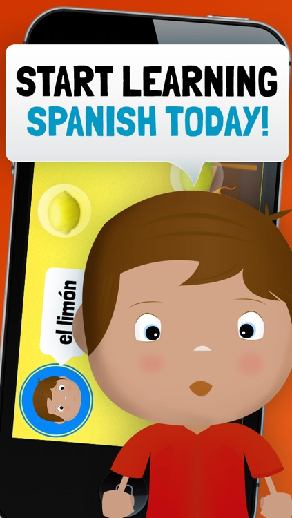 Learn Spanish for Toddlers - Bilingual Child Bubbles Vocabulary Game Lite screenshot-3