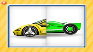 Kids Games - Cars Match Game for Kids (2+) screenshot two