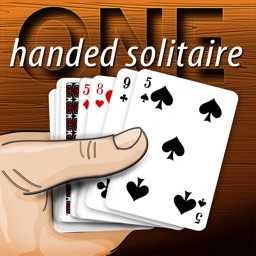 One Handed Solitaire