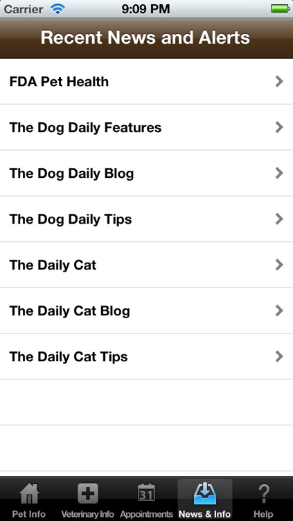 Pet Health (Medical Diary and Log) screenshot-3