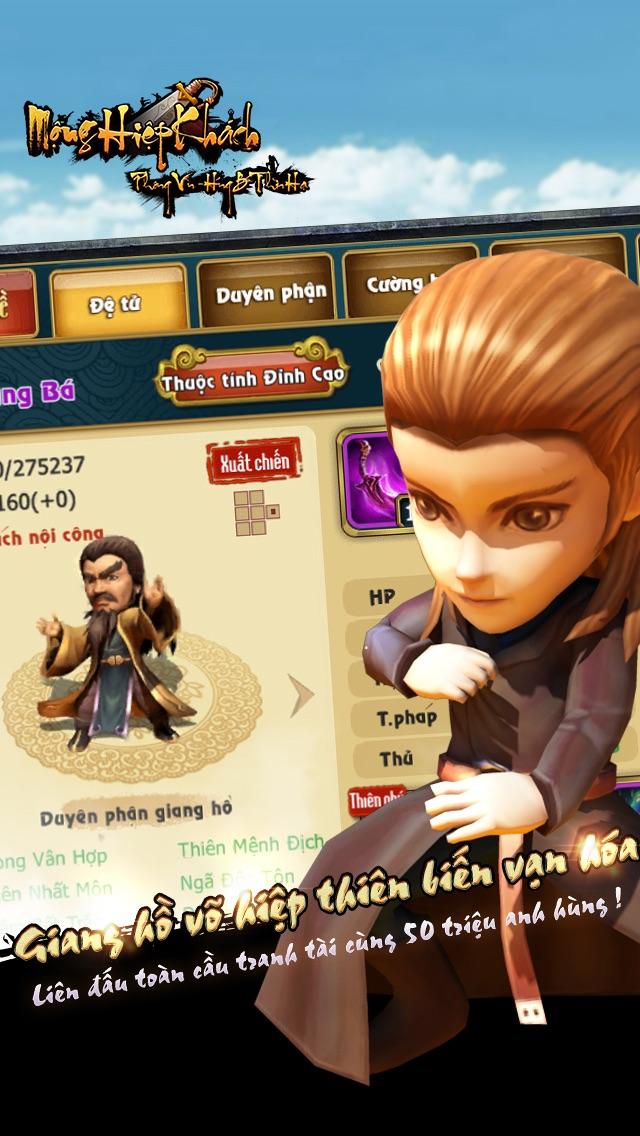 Mộng Hiệp Khách Screenshot