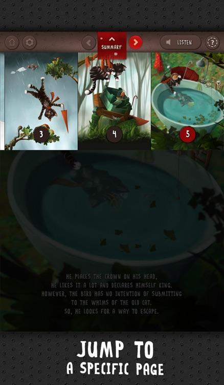 Babel the King - Lite screenshot-3