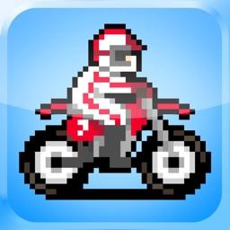 Dirt Biker X - A Motocross Racer