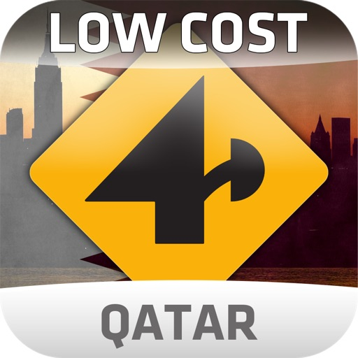 Nav4D Qatar @ LOW COST icon