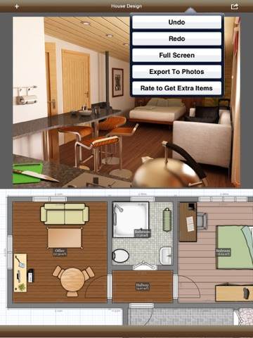 ... Screenshot #2 For Interior Design 3D  Floor Plan U0026 Home Calculator ...
