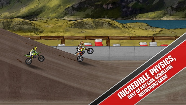 Mad Skills Motocross screenshot-1