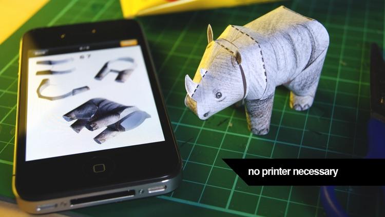 Tiny Paper Zoo Plus