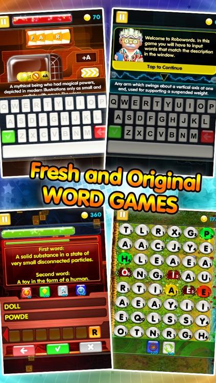 All Word Games screenshot-4