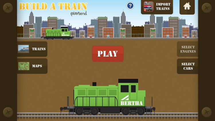Build A Train Lite