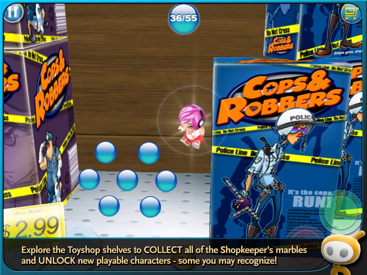 Toyshop Adventures for iPad screenshot-3