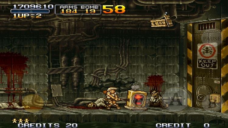 METAL SLUG 2 screenshot-4