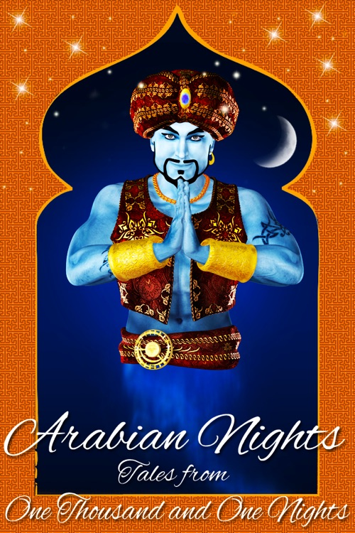 Arabian Nights - Fairy Tales from 1001 Nights