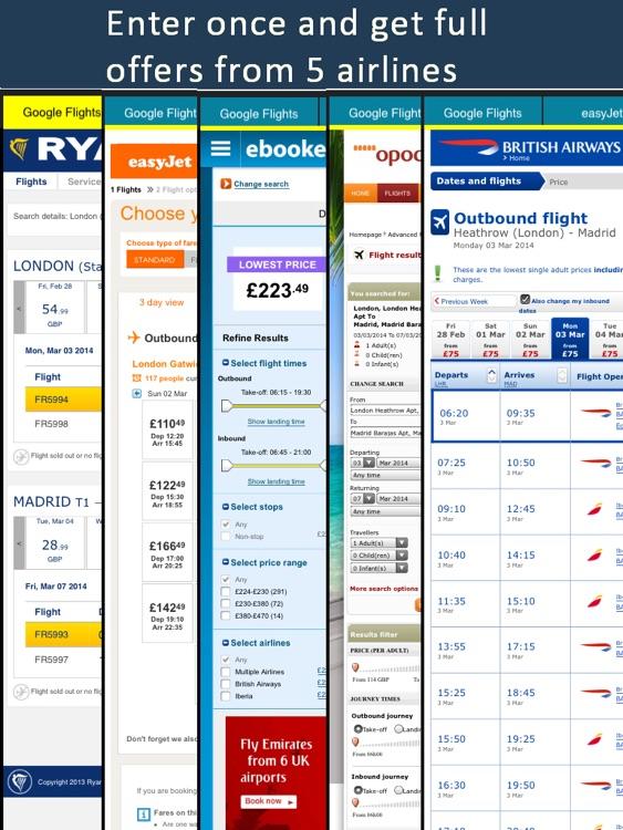 Dublin Airport + Flight Tracker screenshot-4