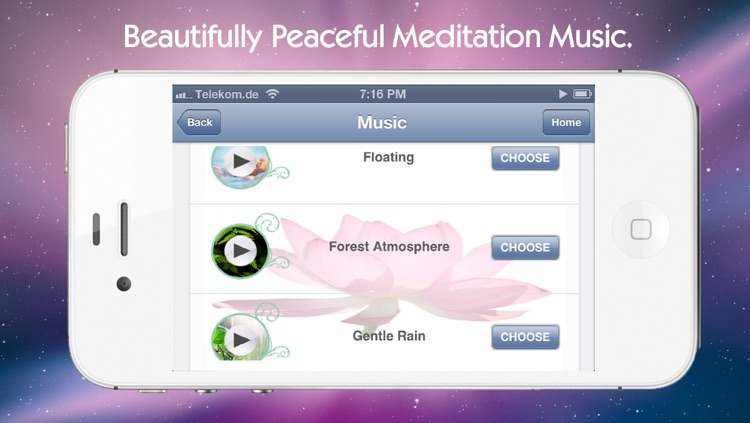 Beginners Meditation Techniques: Guided meditations for deep sleep, relaxation & inner peace screenshot-3