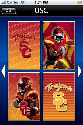 College Football Logos screenshot-3