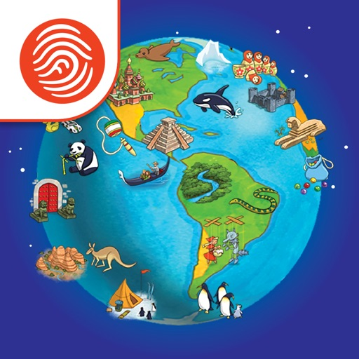 Whole Wide World 2 - A Fingerprint Network App