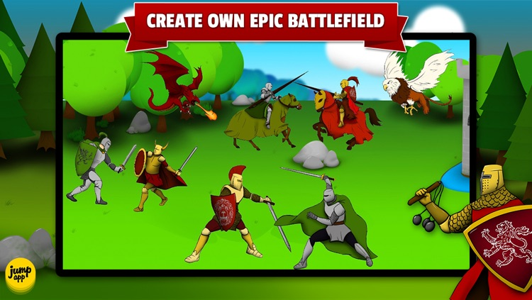 Sticker Play: Knights, Dragons and Castles - Premium