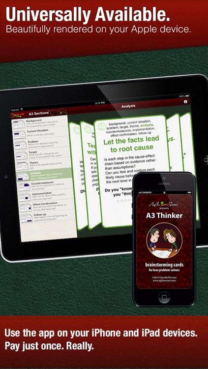 A3 Thinker screenshot-3
