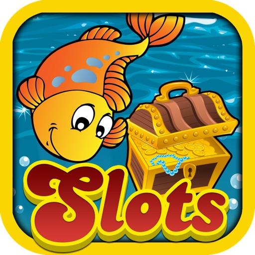 777 Blast Fish Slot Machines - (Gold Casino Slots) Win The Big Coin Cash Machines Free