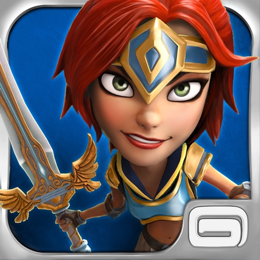 Kingdoms & Lords - Prepare for Strategy and Battle! iOS Hack Android Mod
