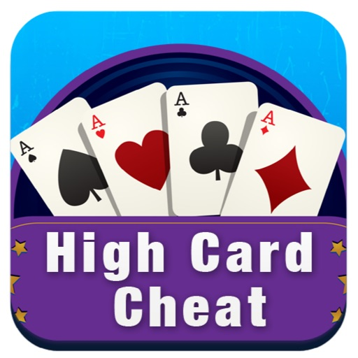 Cheat Your Friends - High Card Cheat Game Free icon